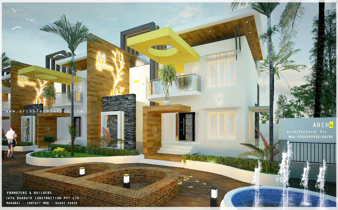 Residential Construction In Coimbatore Residential In