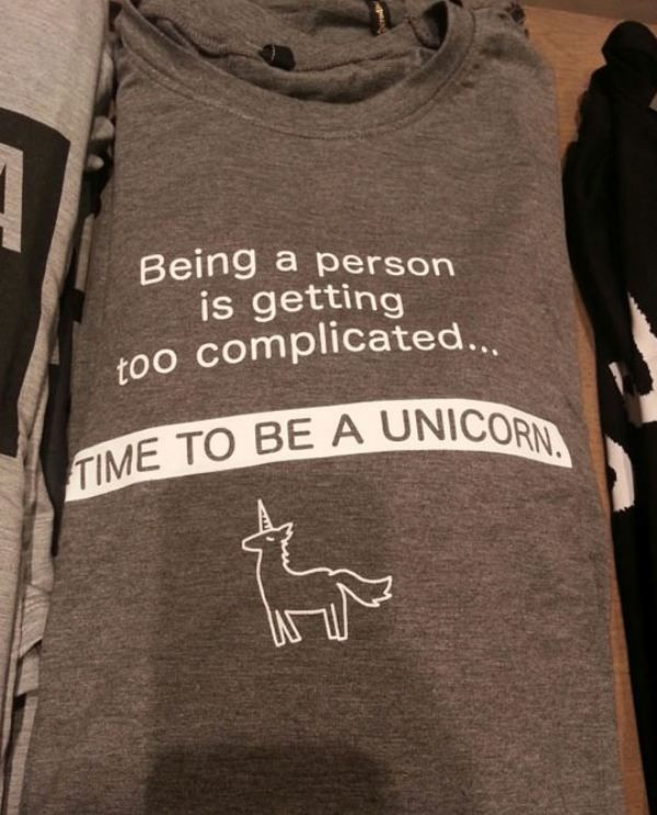 3b5ac9e7 always choose unicorn! morning-coffee-12 : theBERRY. morning-coffee-12 :  theBERRY Funny Clothes ...