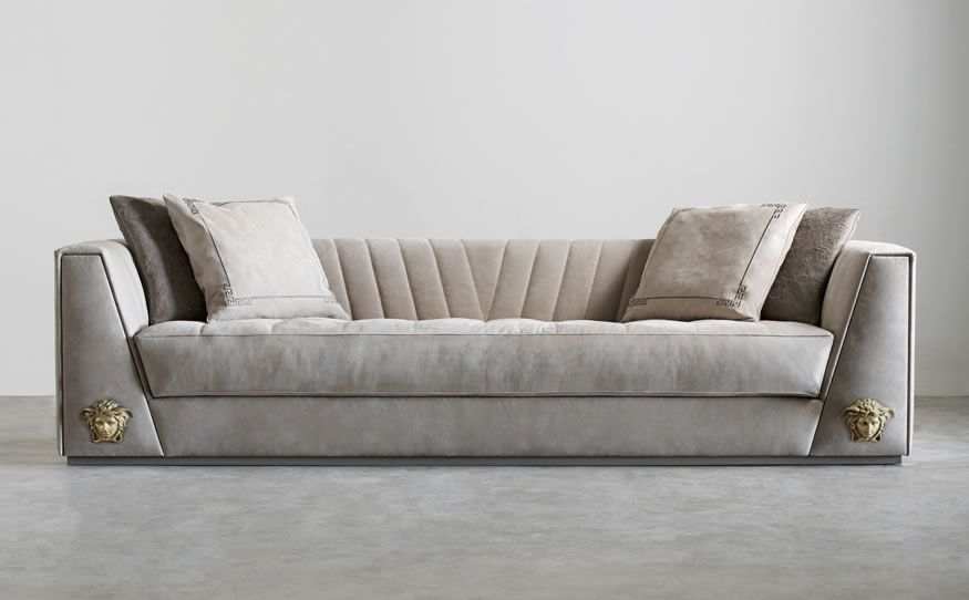 Versace Home Miami Sofa   Via Gesuu0027 Collection