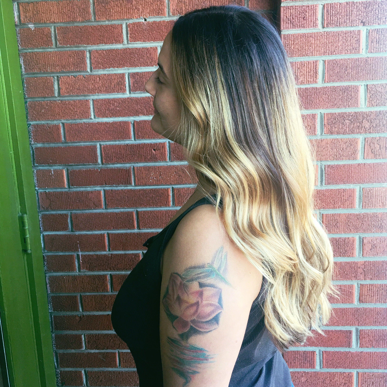 Balayage Eau Claire Wi Hair Salon By Bobbie Sue At Estilo Salon 715