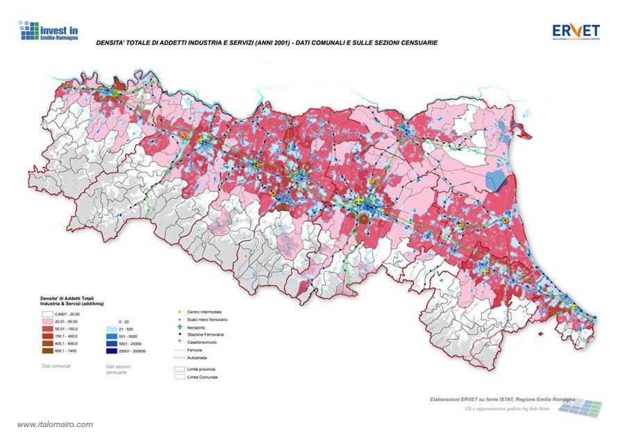GIS - Spatial and Territorial Analysis   GIS   Spatial