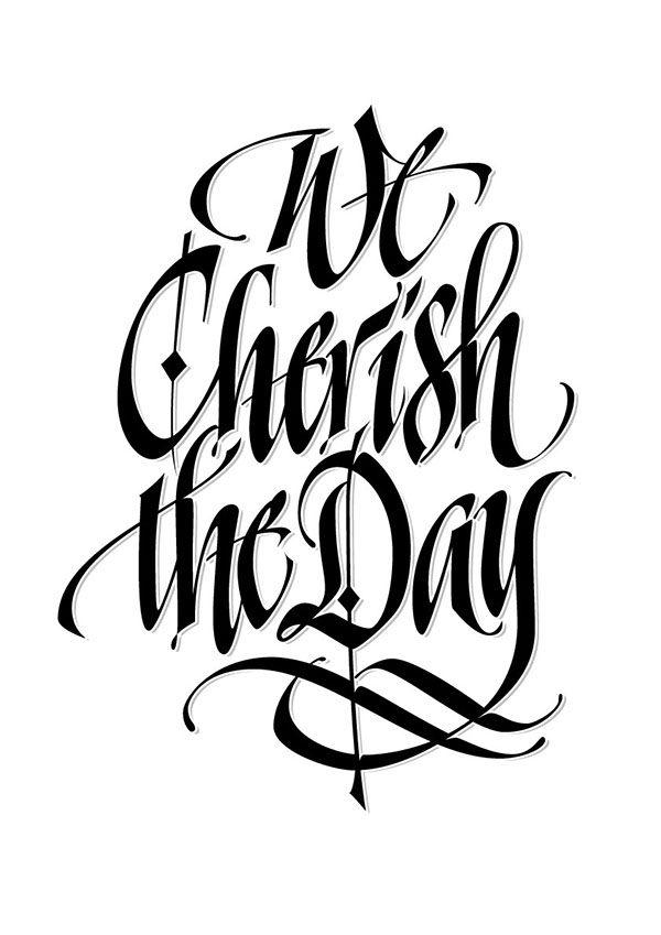 We Cherish the Day - Curso online Domestika on Behance