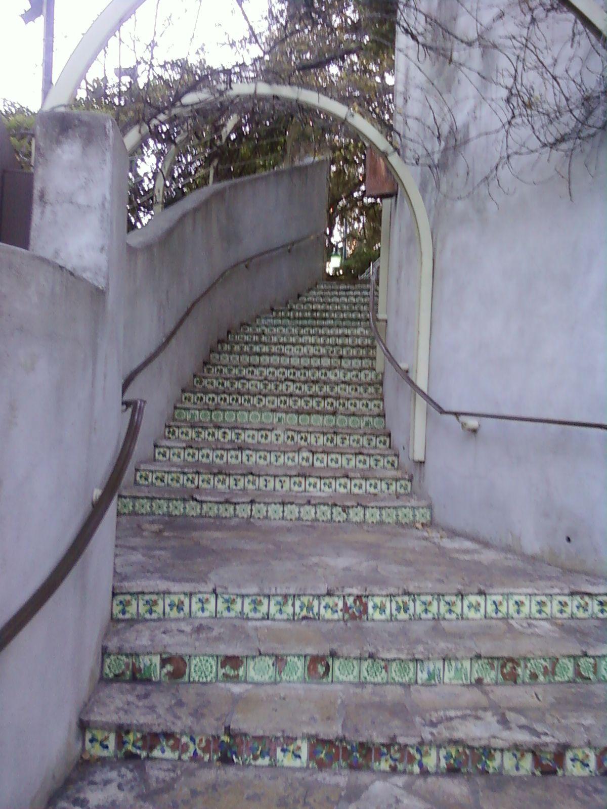 Stairway San Antonio #Stairs, #San Antonio