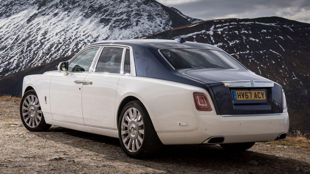 2019 RollsRoyce Phantom 6.75 V12 SWB尊榮版