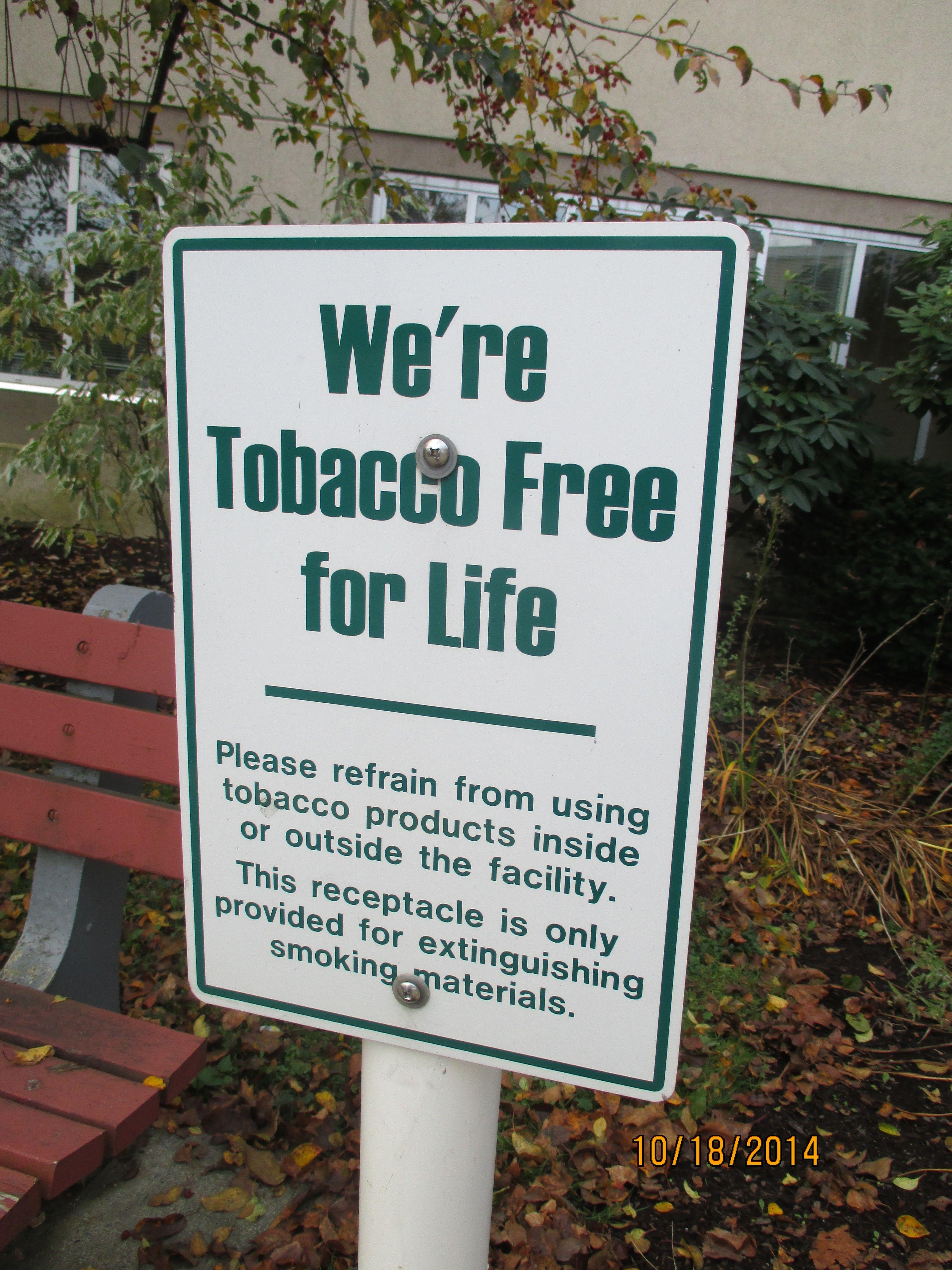 Sign At St Joseph Hospital Bangor Maine I Am Proud Of Them For