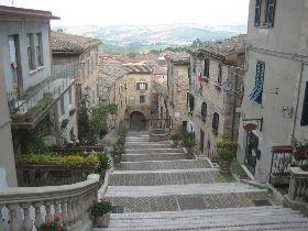 Corinaldo (Valle del Cesano - prov. Ancona)