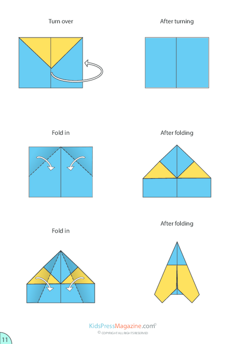 Our Paper Airplane Glider Designs Are Free And Printable So You Dont Have To