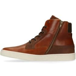 Photo of Brown high-top sneakers (40,41,42,43,44,45,46) Manfield