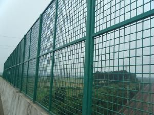 Hot Item Vinyl Coated Welded Wire Mesh Fence Panel Wire Mesh Fence Mesh Fencing Wire Mesh
