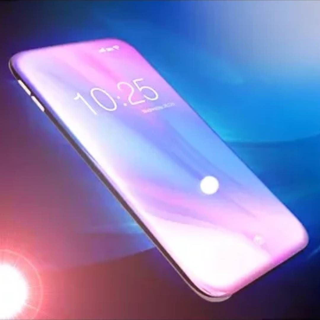 A Smartphone With 100 Bezeless In Display Fingerprint Scanner All Sensors Underneath The Display Yup Sam Smartphone Finger Print Scanner Samsung Galaxy