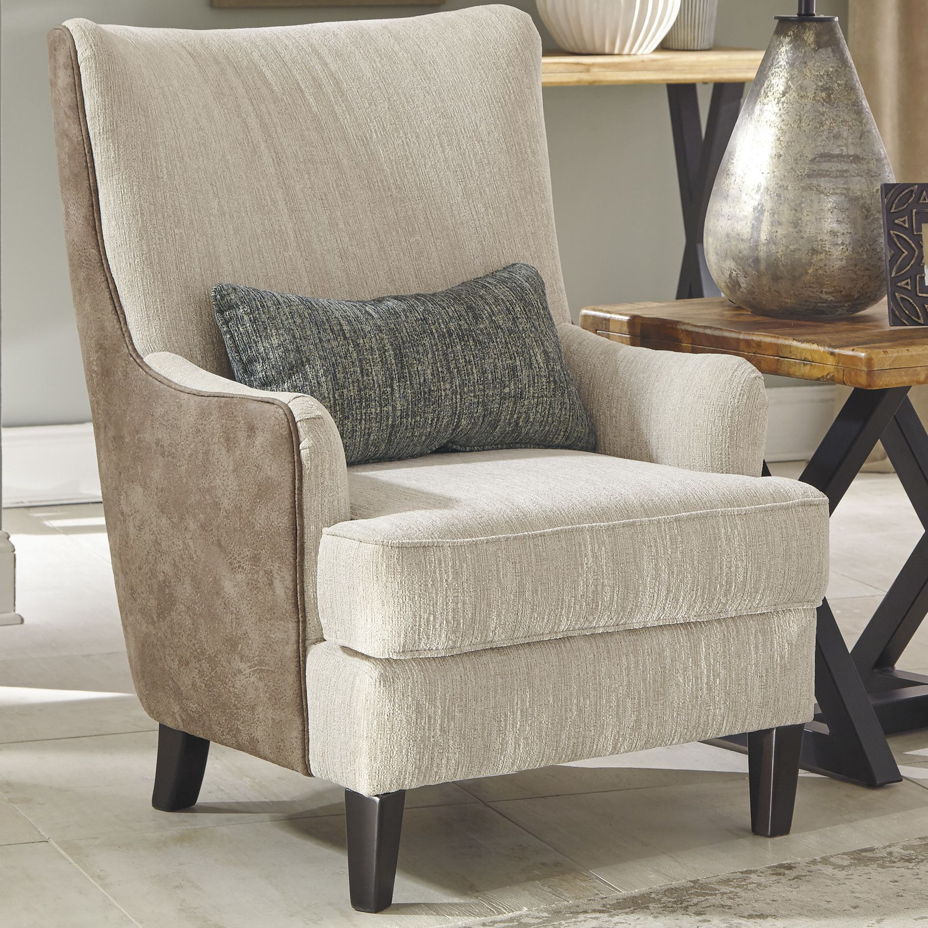 Roswell Lounge Chair Furniture Accent Chairs Chair