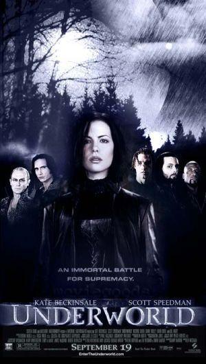 Underworld Film De Vampire Affiche Film Affiche De Film