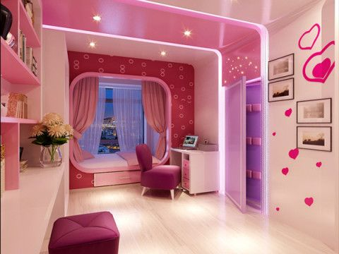 room ideas for teen girls #girlsbedroom