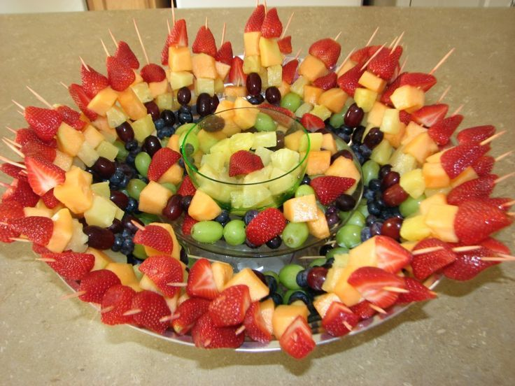 recipe: fruit kabob display ideas [1]