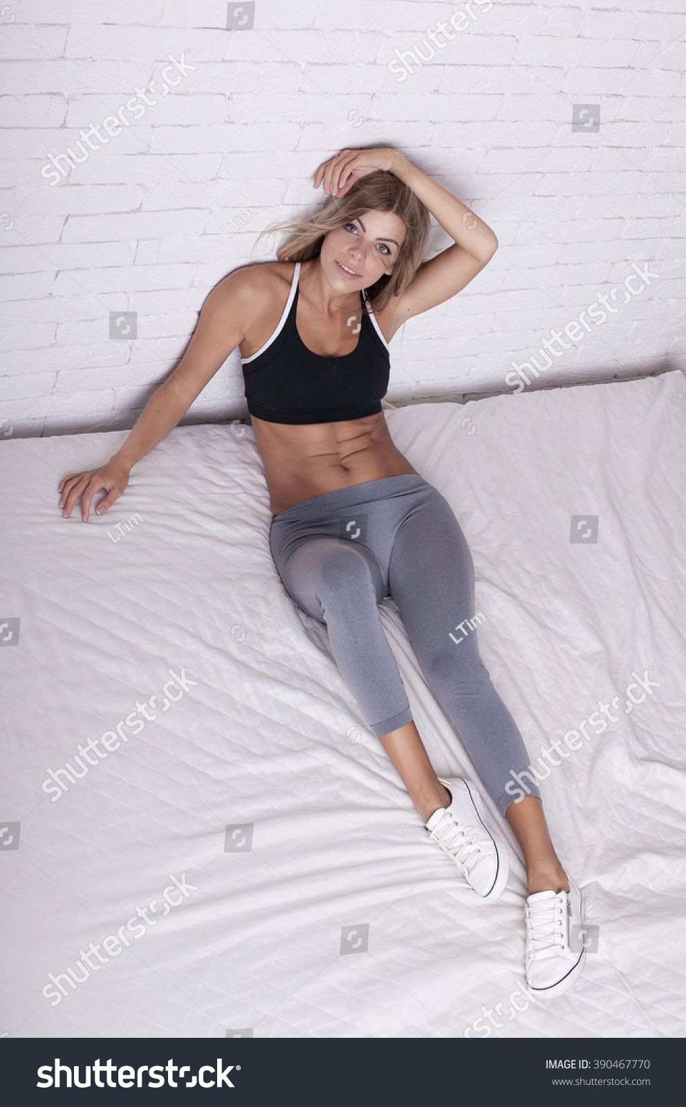 attractive fitness woman, trained female body #Ad , #affiliate, #woman#fitness#attractive#body