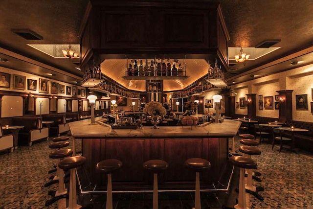Harlowe Los Angeles Bars Best Bars In La Los Angeles Nightlife