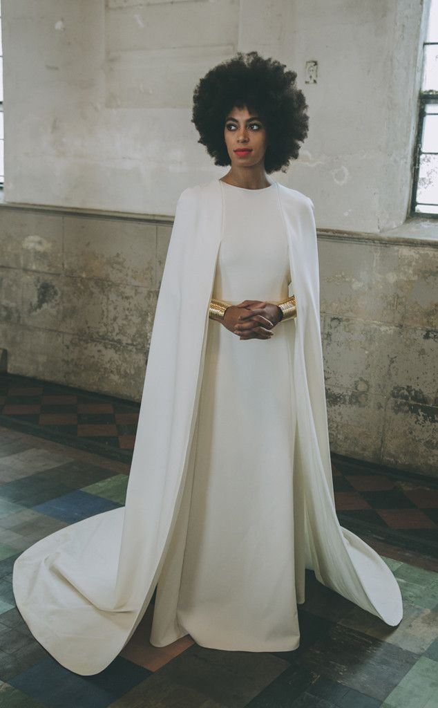 Beyonce And Solange Knowles Wedding Looks Revealed Solange Knowles Wedding Solange Wedding Wedding Dress Pictures