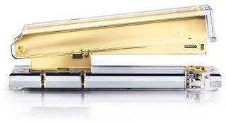 Russell + Hazel Acrylic Stapler - contemporary - desk accessories - by See Jane Work