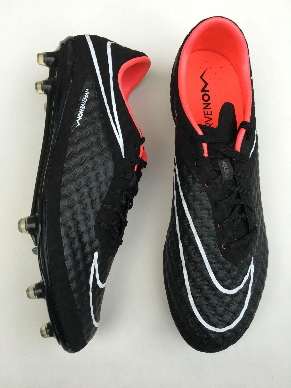 online store 36592 e52e3 ... new zealand nike hypervenom phantom fg neymar jr authentic soccer  cleats blackout 599843 016 d896b 1c3da