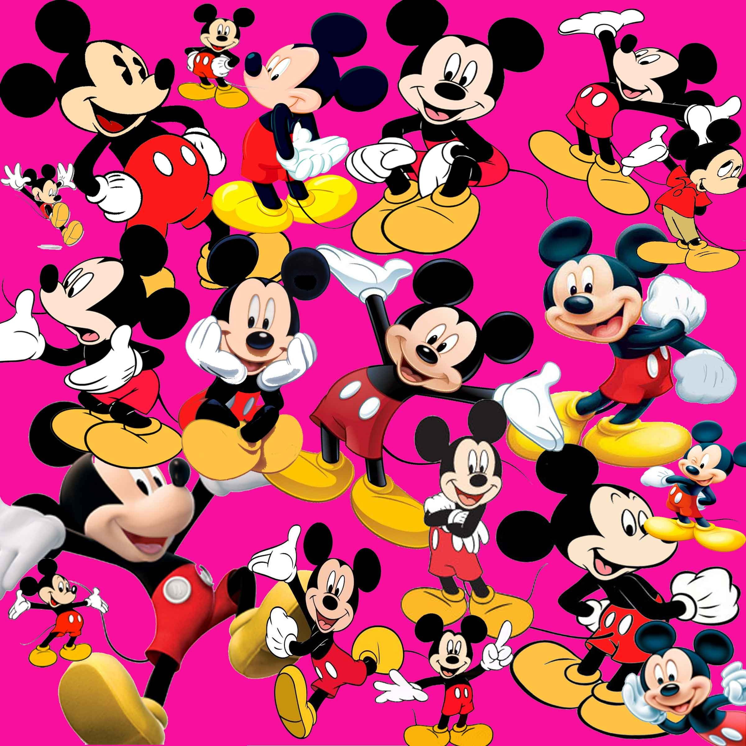 Images For  Mickey Mouse Head Background  Mickey Mouse