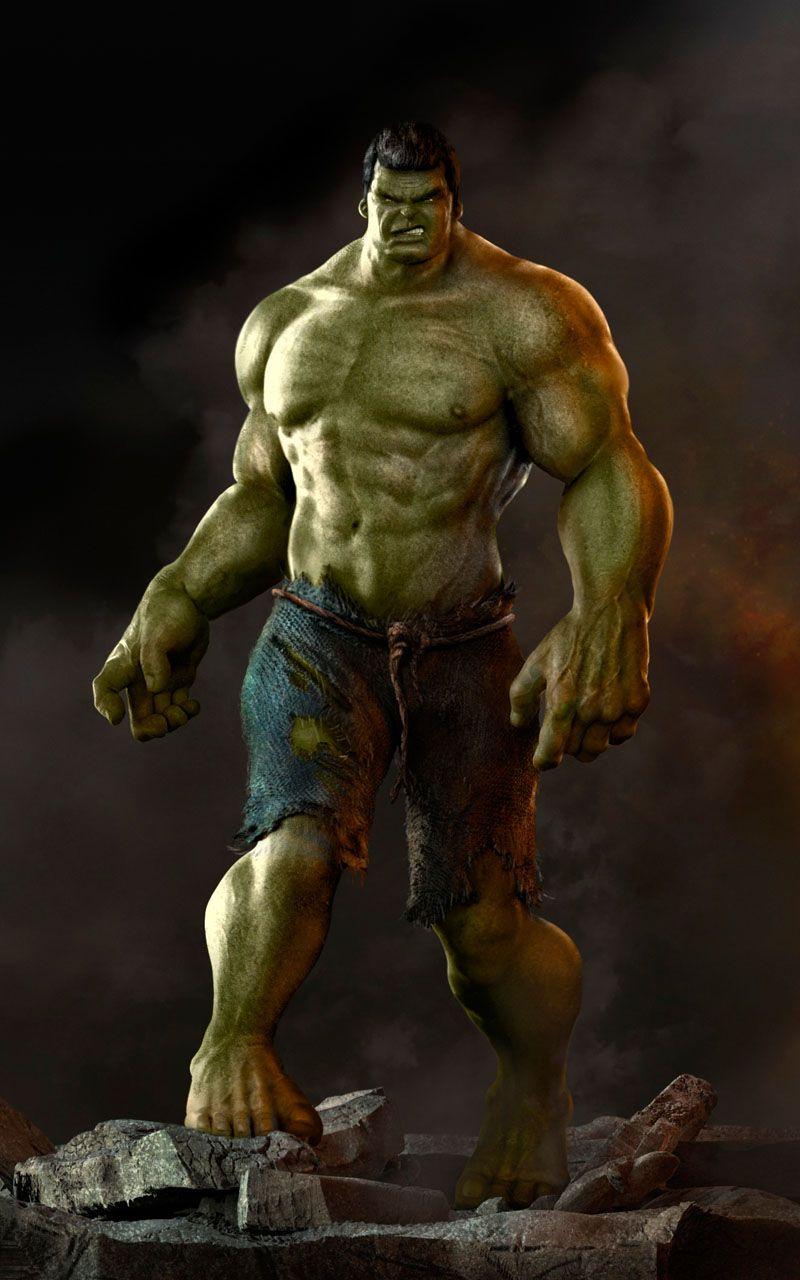 Wallpaper Hulk Full Hd Wolverine Marvel Hulk Artwork Hulk Art