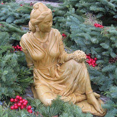 Stoneworks GNQY Quan Yin Garden Statue