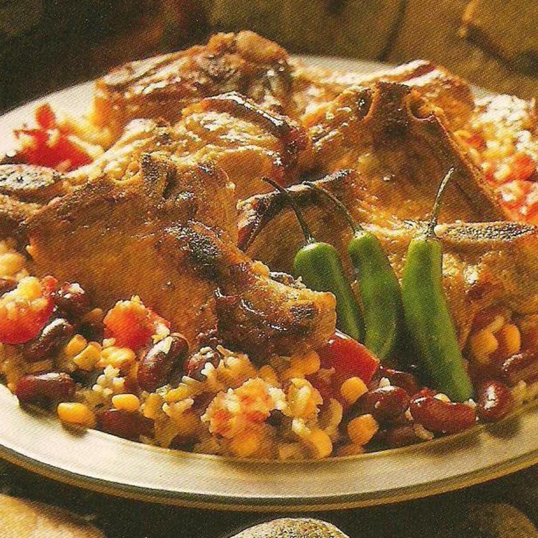 Mexican Pork Chops Chuletas De Puerco A La Mexica Recipe Mexican Pork Chops Mexican Pork Mexican Food Recipes