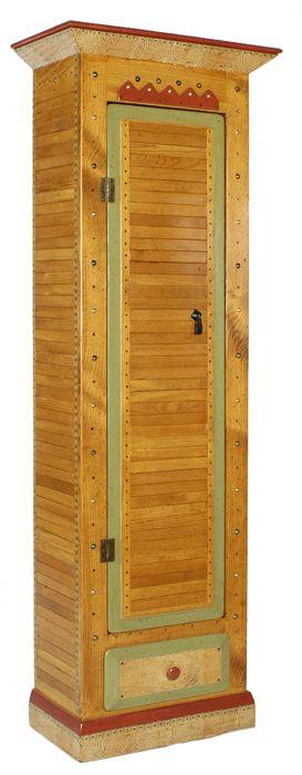 Basura Stick Tall Cabinet   Texana By David Marsh   Furniture, Home  Decorative Accents