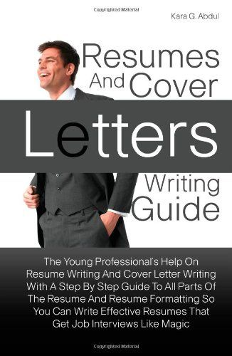 Resumes And Cover Letters Writing Guide The « LibraryUserGroup