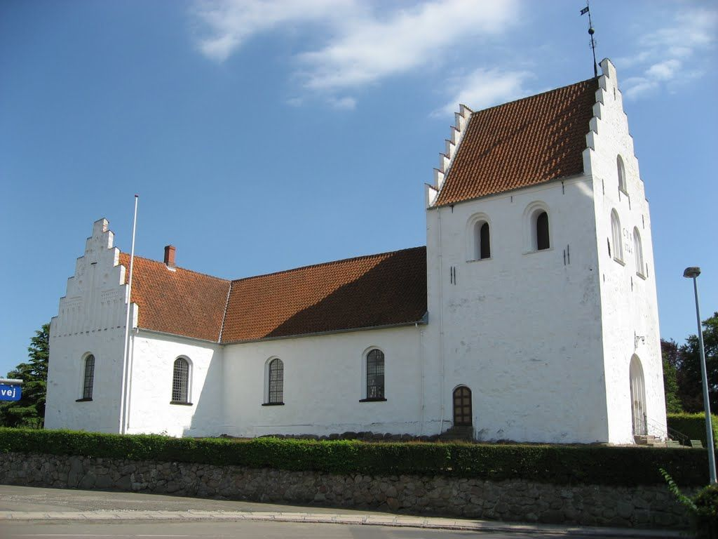 Vester Aaby Church