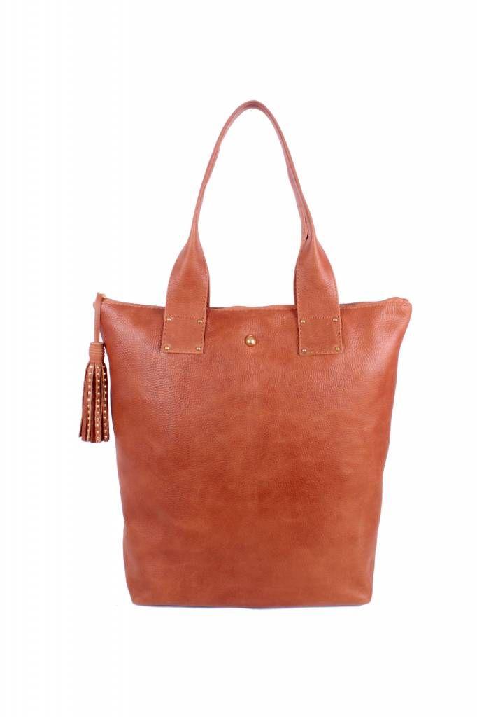 Donchoo Dhalia Bag Cognac carmenwestfashion.com