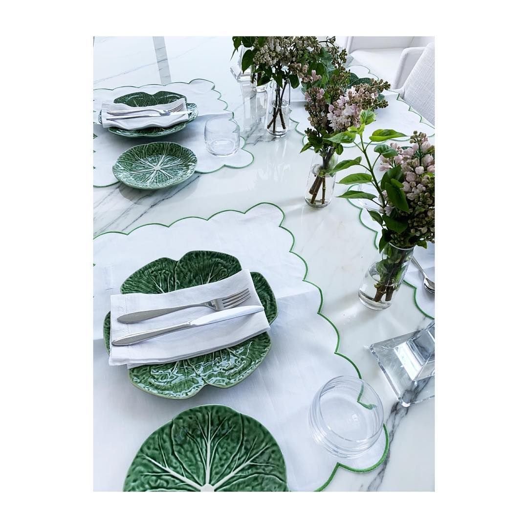 Our Beautiful Placemats Blair Fletcher Hardy S Easter Table Available To Order From Matchesfashion Thanks Popandbottle Pla Easter Table Placemats Easter