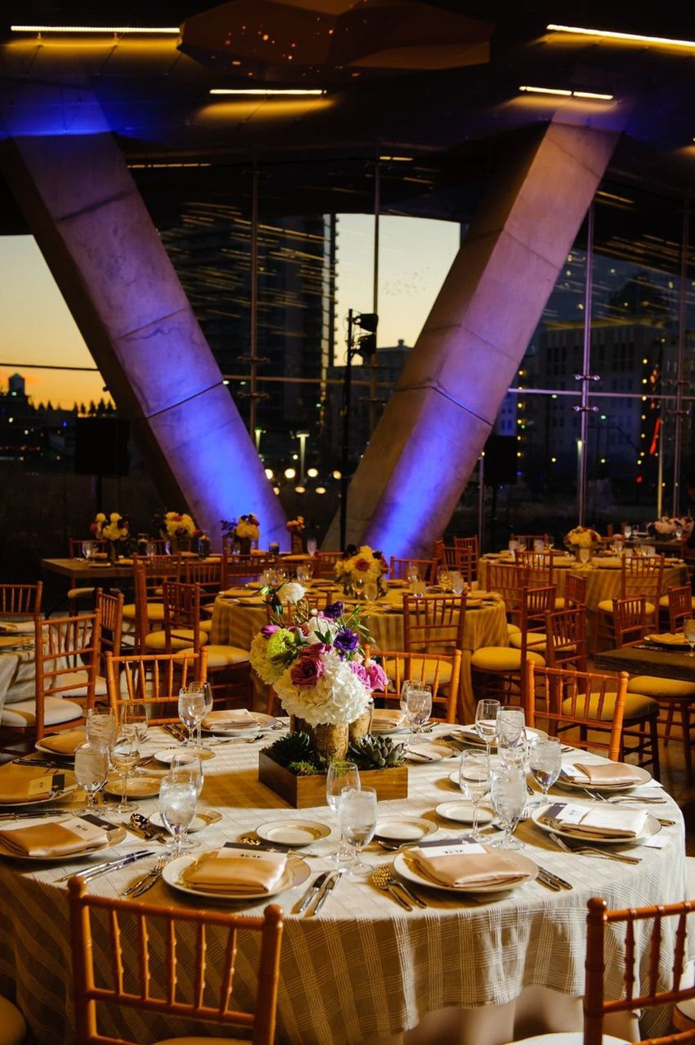 Perot Museum of Nature and Science Wedding Venue Dallas TX ...