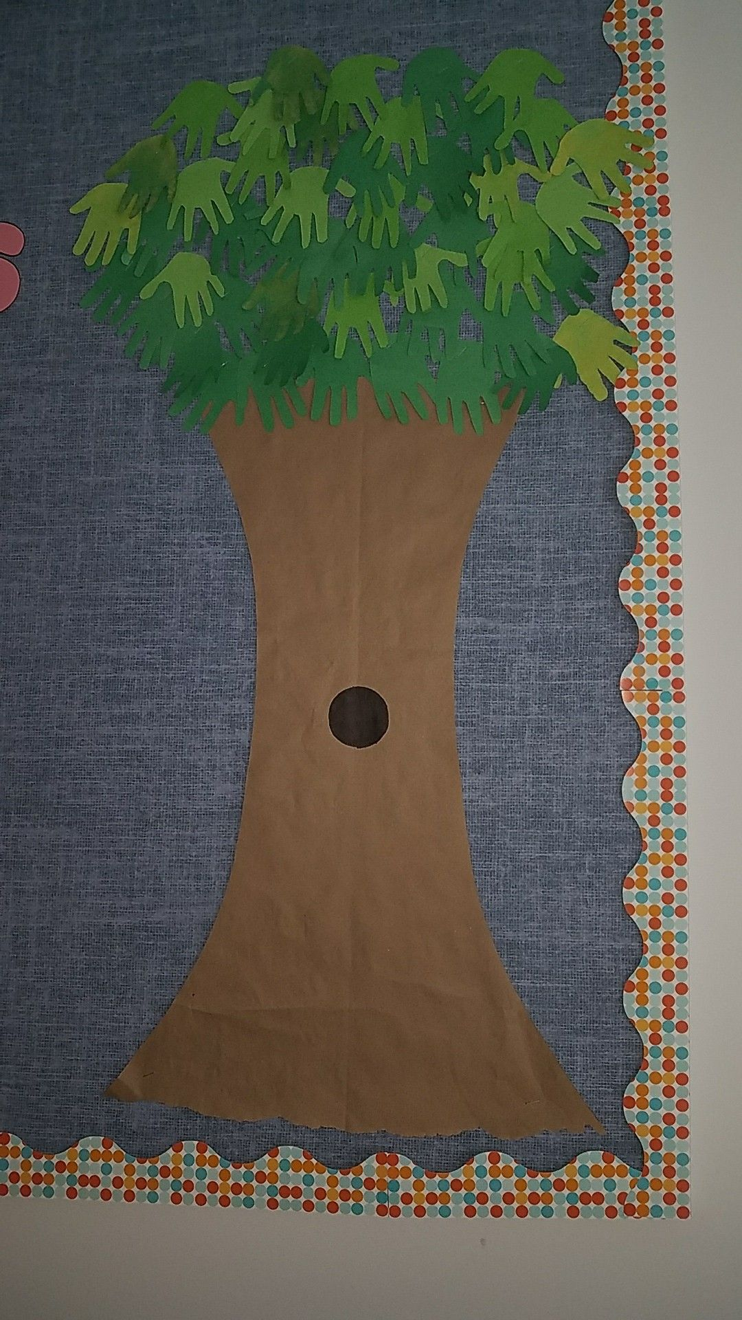 Great Idea For A Friendship Tree