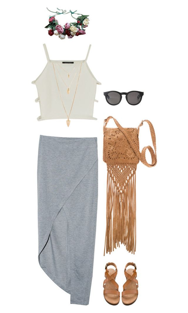"""Coachella Inspired"" by alyssagray7 ❤ liked on Polyvore featuring art"