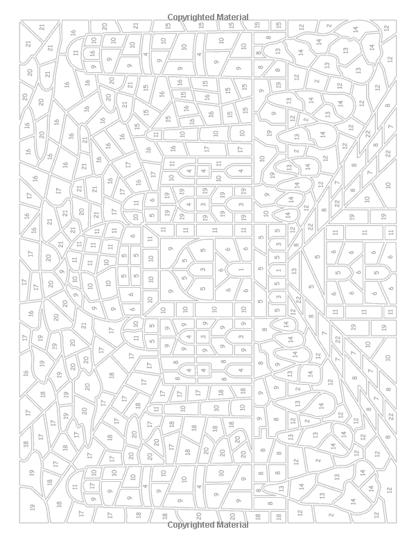 Travel Mosaic Color By Number Activity Puzzle Coloring Book For Adults Relaxation Stress Relief Mosaic C Coloring Books Designs Coloring Books Mosaic Books