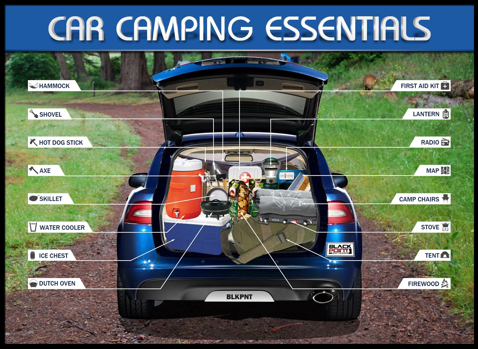 Theres Ultralight Backpacking And Glamping But Somewhere In Between Car Camping