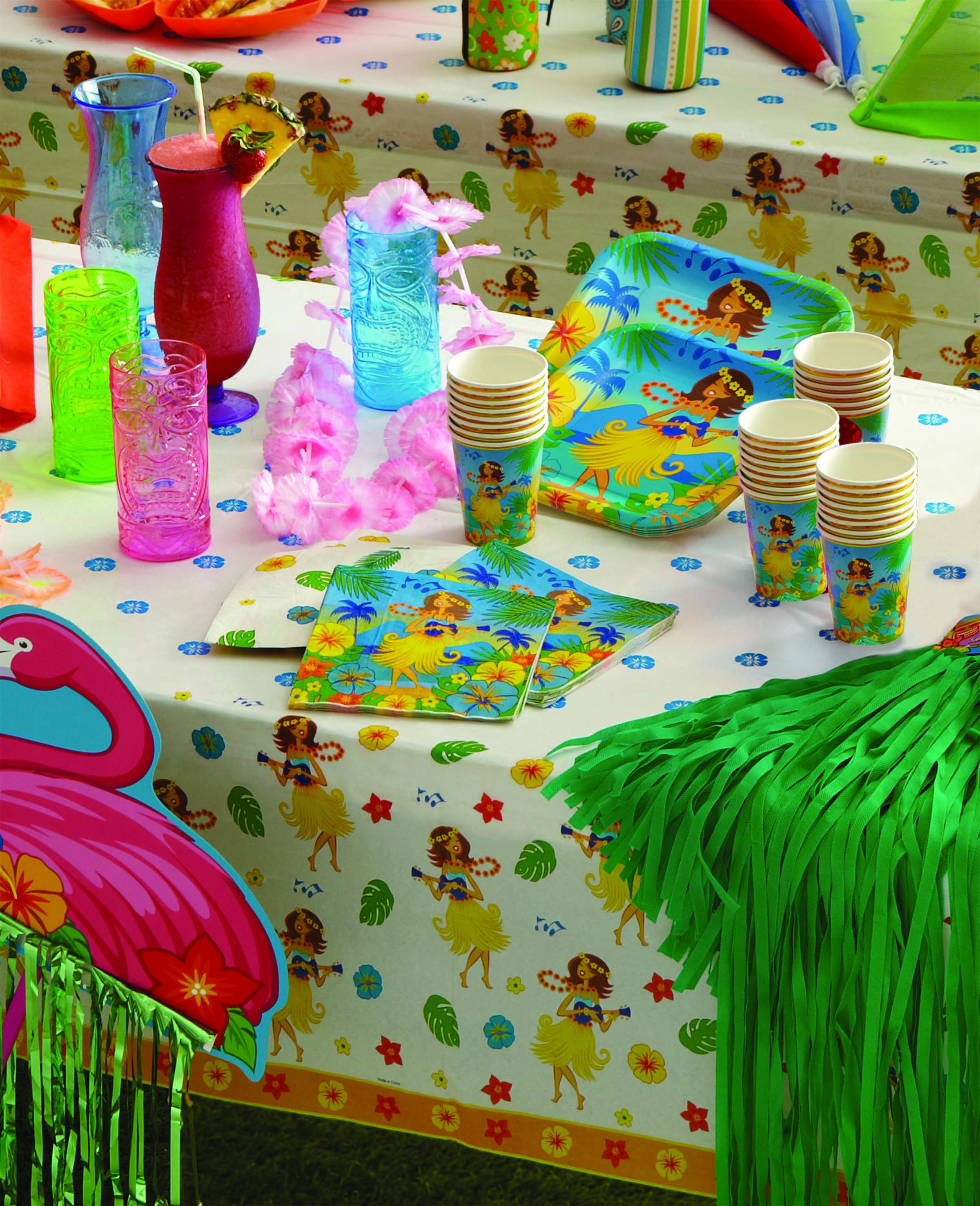 Inc.: Summer Fun Old | Luau party supplies, Luau party ...