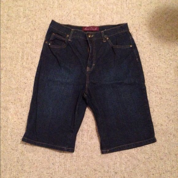 Shorts Blue jean shorts great condition Jeans