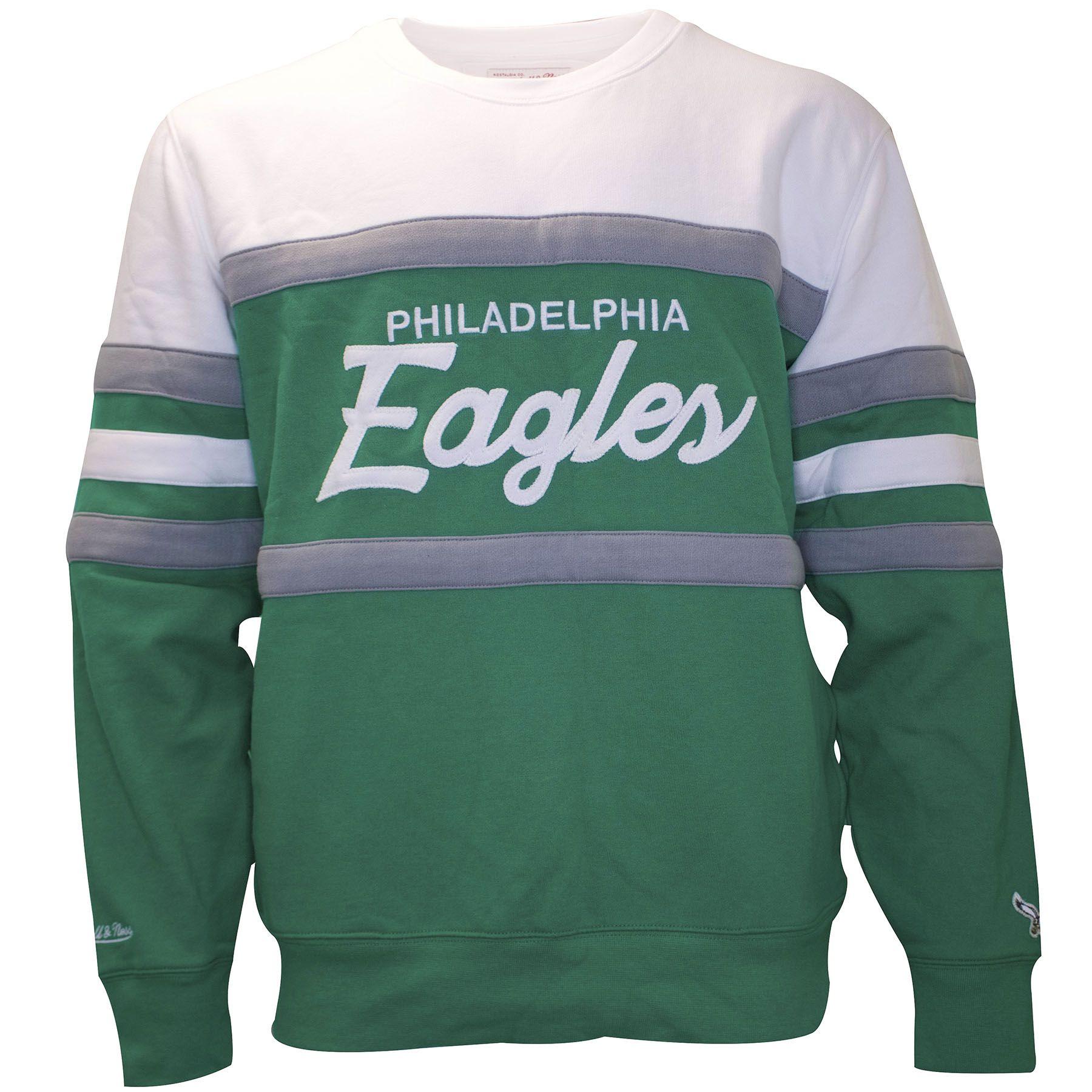 Vintage Philadelphia Eagles Sweater From Mitchell And Ness Now Up Online Go Birds Capswag Com Philadelphia E Philadelphia Eagles Green Crewneck Sweatshirts [ 1800 x 1800 Pixel ]