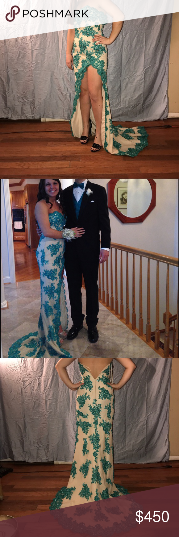 Prom dress very similar to the sherri hill gown sherri hill gowns