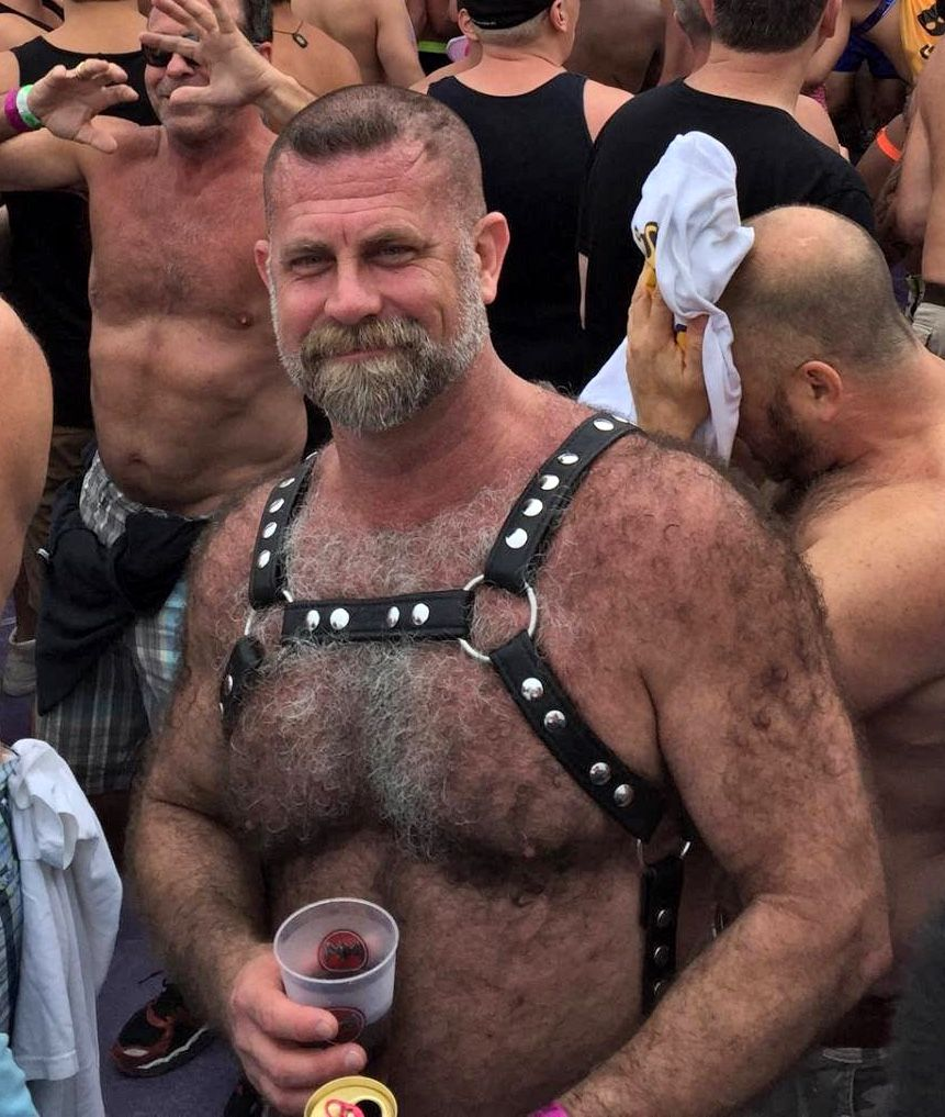 bear hairy men