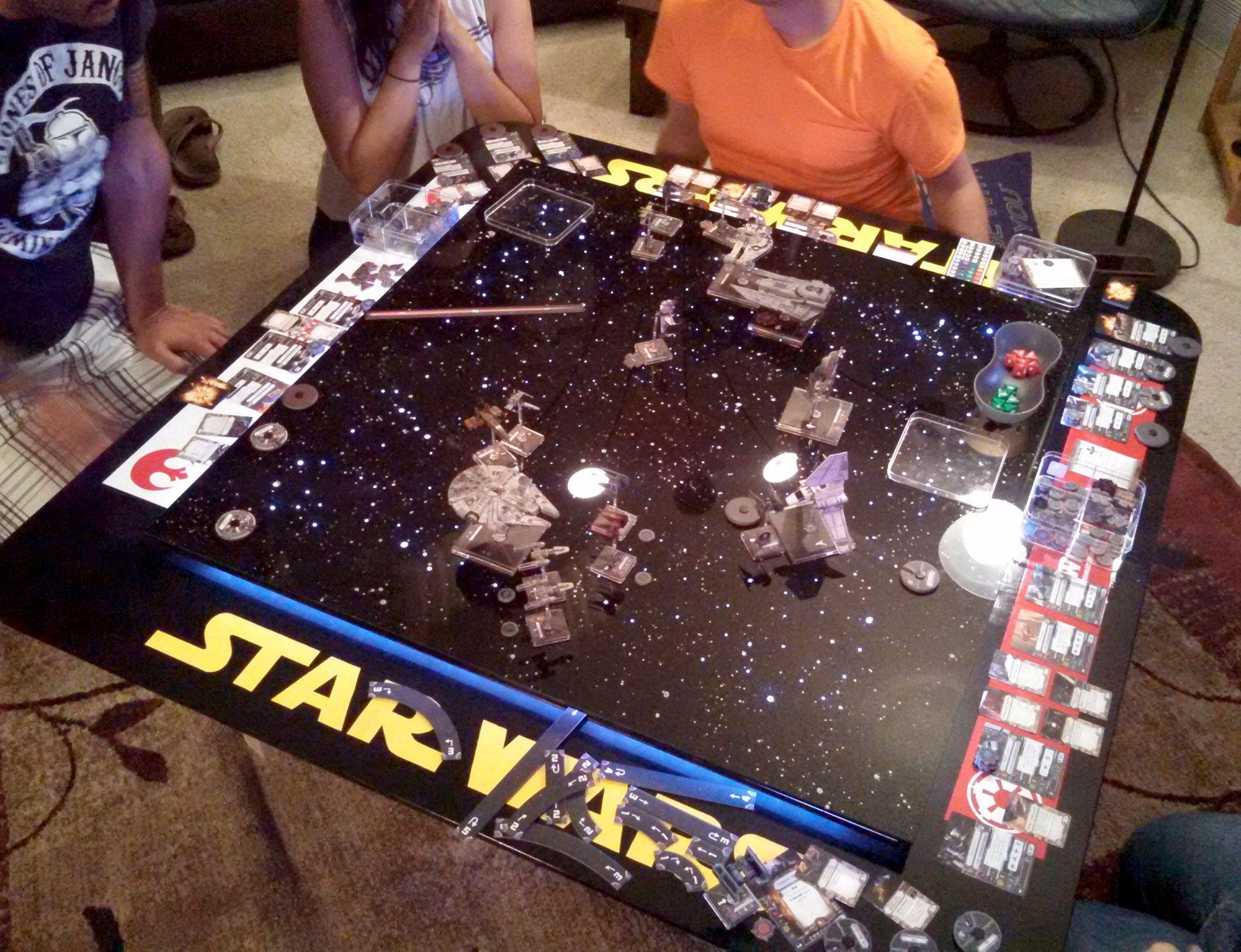 Fully operational fandom incredible custom star wars x
