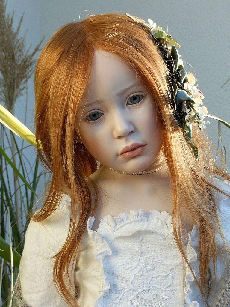 фото реалистичных кукол днем