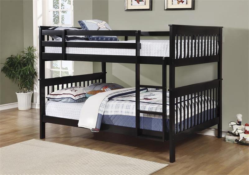 Coaster Chapman Full Over Full Bunk Bed Las Vegas Furniture line