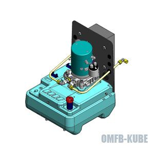 Omfb Kube Series Dc Ac Power Units For Trailers Dump Trucks Dumpers And Different Applications Standard Hydraulic Power Pack Power Unit Ac Power The Unit