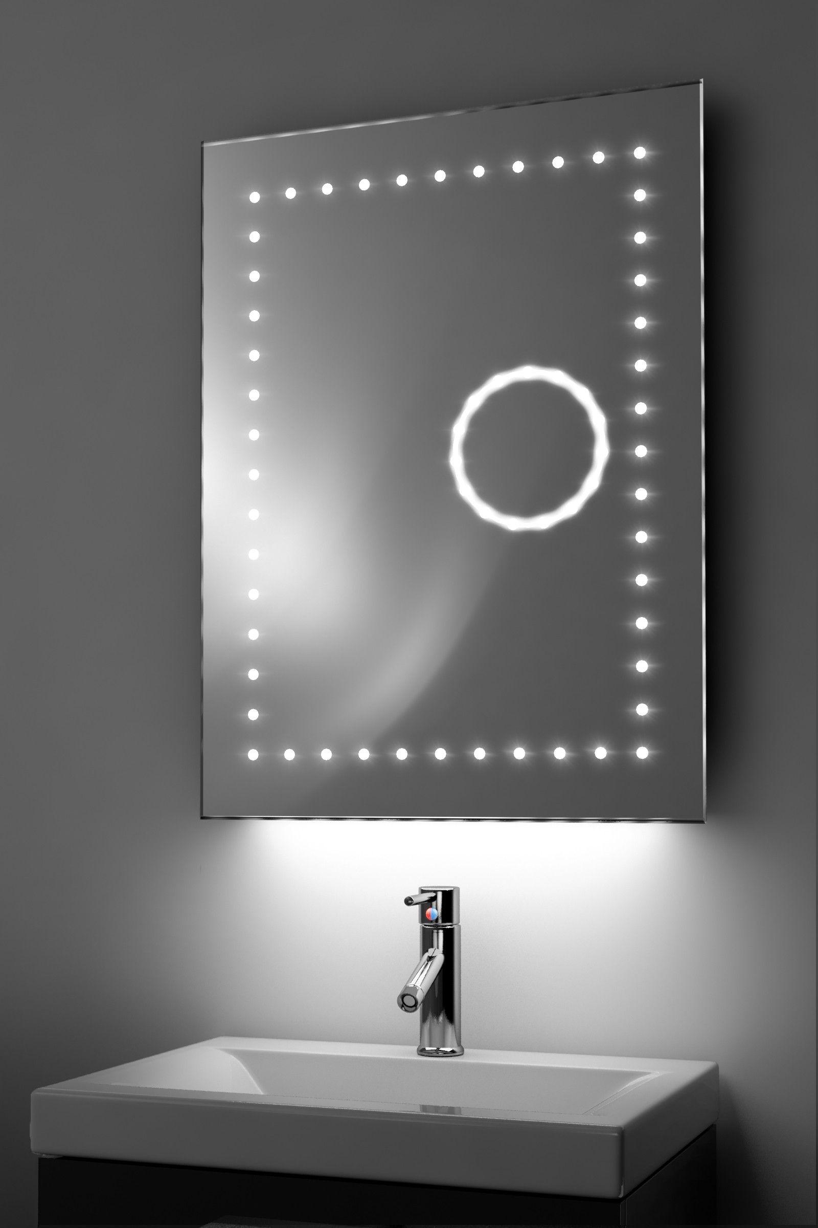 Ambient k99 Slim Mirror H800mm x W600mm x D30mm