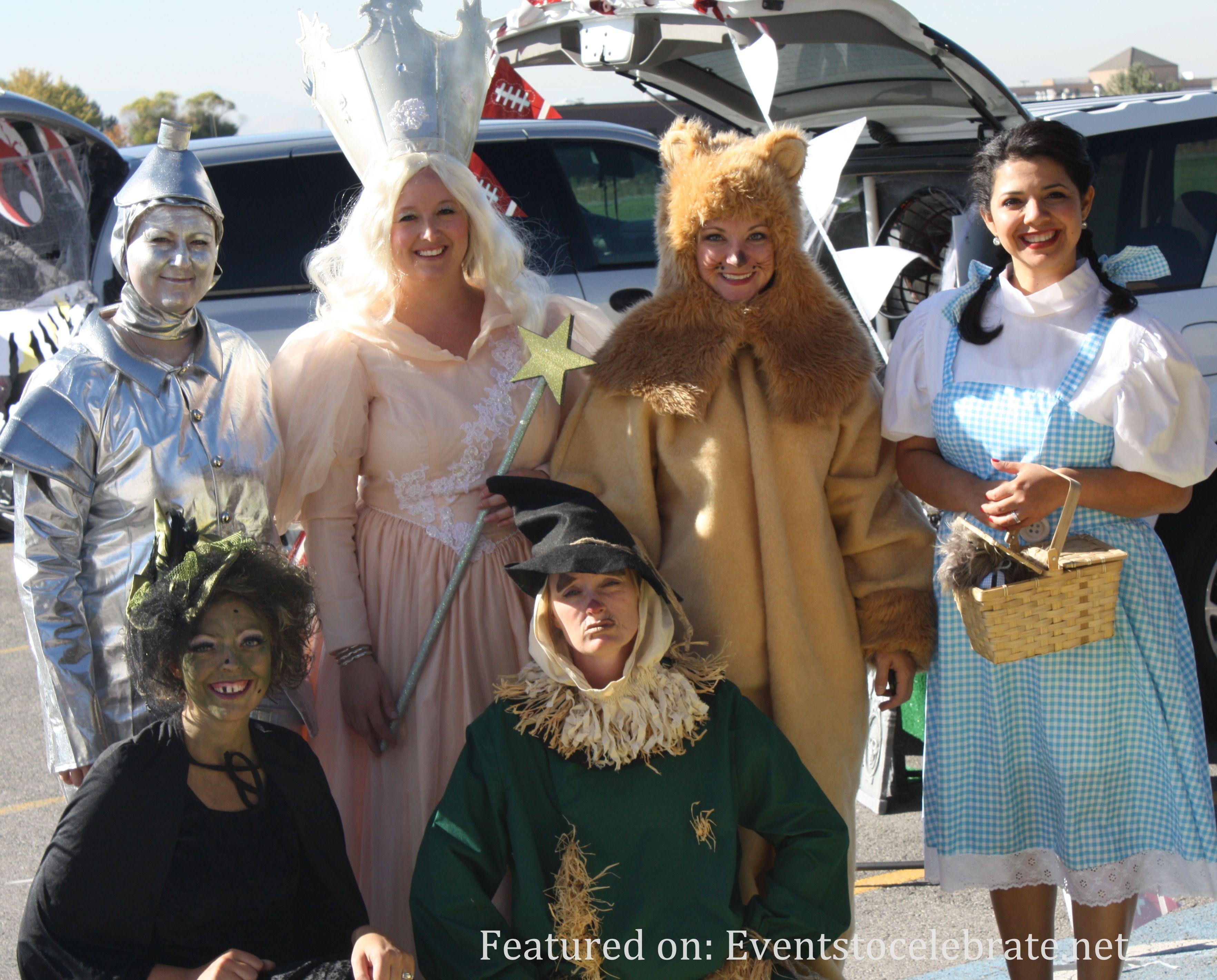 Wizard of Oz Group Halloween Costumes | Halloween Costumes ...