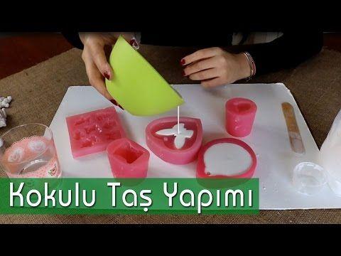 KOKULU TAŞ YAPIMI ( Düğün, Nişan, Baby Shower) / KENDİN YAP/DIY - YouTube