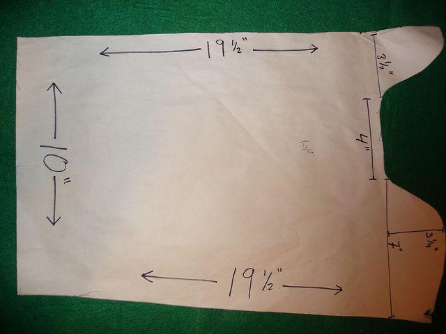 Quiver Measurements | Sewing | Pfeil, Nähen und Pfeil und bogen